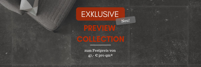 Sneak Preview - Die neuesten Fußböden, direkt aus Italien! Kommen Sie anschauen in  Venlo!