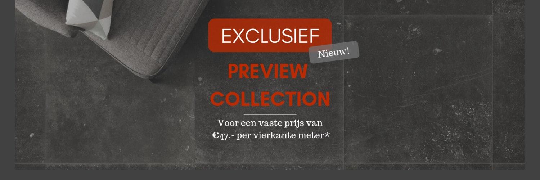Sneak Preview - Nieuwste vloeren, rechtstreeks uit Italië. Ontdek ze nu in onze showrooms in Vianen en Venlo