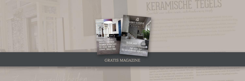 Inspirerend magazine!  - Bekijk nu gratis ons inspirerende ebook of vraag ons magazine aan per post!